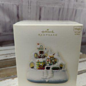 """Hallmark Keepsake """"Home for Christmas"""" 2008 Orname"""